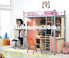 loft beds with desk kids loft bunk beds with desk regaling loft