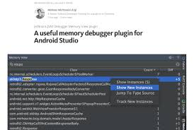 plugin for android a useful memory debugger plugin for android studio mohsen
