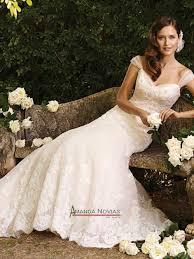 elegant lace back wedding dresses dress images