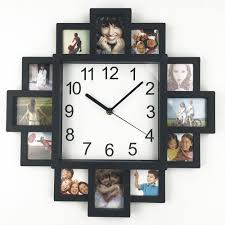 Picture Frame Wall by Online Buy Wholesale Photo Frame Wall Clock From China Photo Frame