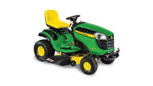 lawn tractors d110 series john deere ca