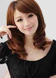 model rambut keriting gantung gaya rambut wanita korea 2010 2011 keriting gantung jendela korea