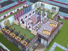 Sims House Ideas by House 44 Daycare Level 2 Sims Simsfreeplay Simshousedesign My