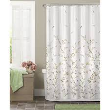 Silver And White Shower Curtain Clocks White Shower Curtains White Shower Curtain Cheap White
