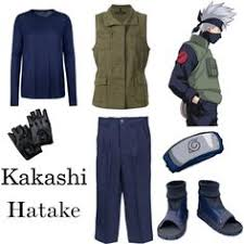 Kakashi Halloween Costume Kakashi Hatake