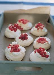 canape ideas nigella mini pavlovas nigella s recipes nigella lawson