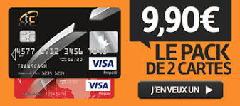carte de credit dans les bureaux de tabac cartes de paiement et de retrait prépayées rechargeables transcash