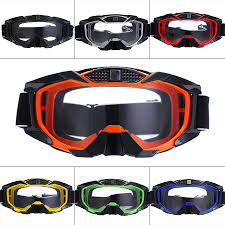 tinted motocross goggles mx brille enduro cross motocross downhill crossbrille goggle off