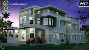 Asian 3floor Home April Kerala Design And Floor Plans House