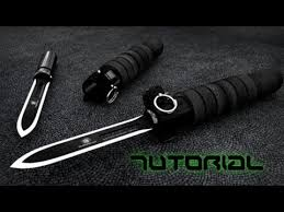 Ballistic Curtain Black Ops 2 Ballistic Knife Tutorial Real Youtube
