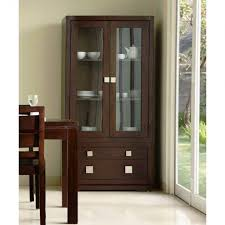 wood and glass cabinet 10 chic and elegant kitchen glass cupboards rilane