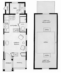 free sle floor plans house on wheels plans small tiny for sale floor free