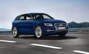 Audi Q5 8r Tdi Review - 2013 audi sq5 tdi first drive u2013 review u2013 car and driver