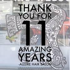 allure hair salon home facebook