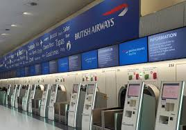 ba outage creates london travel chaos power issue blamed kdow
