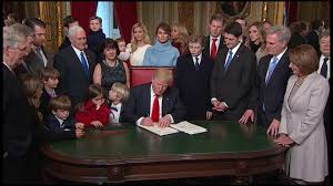 trump oval office pictures a running list of president donald trump u0027s executive orders wqad com