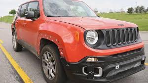jeep compass interior 2015 2017 jeep compass u0026 patriot successor spied