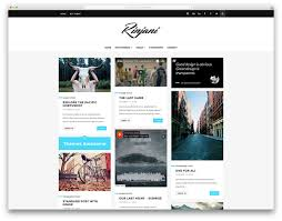 Home Design Bloggers 30 Best Personal Blog Wordpress Themes 2017 Colorlib