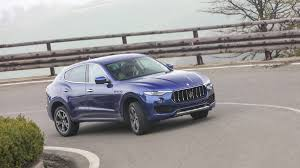 maserati suv 2017 maserati levante review with price horsepower and photo gallery