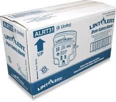 lint alert retailing the lintalert