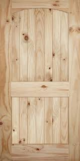 42 Interior Door Discount 7 0 X 42 Wide 2 Panel Arch V Grooved Knotty Pine