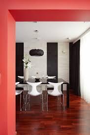 Maison En Bois Interieur Cuisine Dã Co Maison En Rouge Pour Un Appartement Moderne Vivons