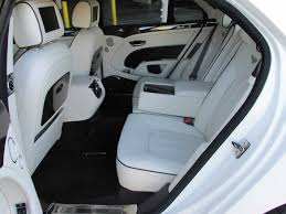 bentley mulsanne white interior white bentley mulsanne hire herts rollers