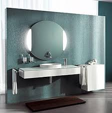 Designer Bathroom Mirrors Contemporary Oval Bathroom Mirrors Modern Design Contemporary