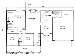 country cottage floor plans highgrove farm country home plan 069d 0037 house plans and more