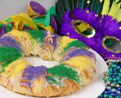 king cake for mardi gras king cake all saints mardi gras