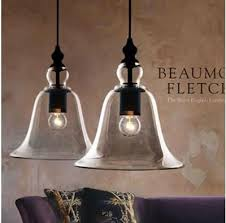 glass bell pendant light impressive antique pendant lights new antique vintage style glass
