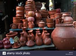 Ausstellungsk Hen Abverkauf Terracotta Plant Pots Sale In Stockfotos U0026 Terracotta Plant Pots