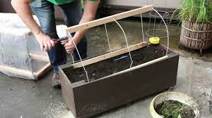 Patio Planter Box Plans by Patio Gardening Home Made Planter Box Greenhouse Vancouver