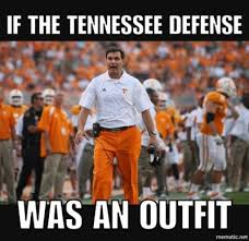 Tennessee Football Memes - sec memes tennessee s trash can earning celebrity status