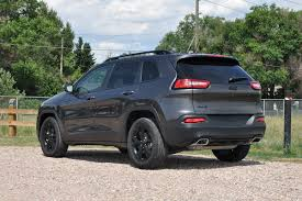 jeep black 2015 2015 jeep cherokee altitude 4x4 worthy of the name review