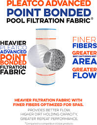 pleatco advanced pool filter cartridges
