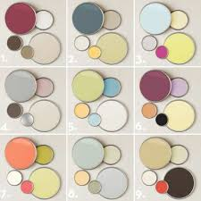 complementary paint colors how to combine the wall colors beautiful complimentary colors