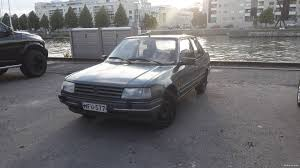 peugeot 309 glx 1 6 3d sedan 1992 used vehicle nettiauto