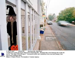 halloween witch pictures burkittsville witch pictures getty images