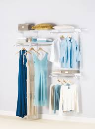 Rubbermaid Closet Configurations Ideas For Storing Clothes Without Closets