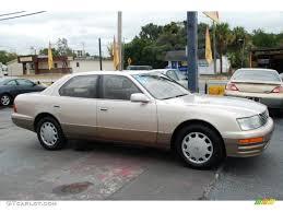 lexus ls400 for sale 1997 cashmere beige metallic lexus ls 400 41700974 gtcarlot com