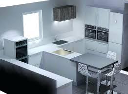 plaque de cuisine cuisine avec ilot central plaque de cuisson
