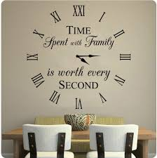 Quotes About Home Decor Fascinating Thanksgiving Wall Office Decals On White Wall Over
