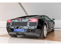 second lamborghini gallardo used lamborghini gallardo 5 0 v10 from second owner original
