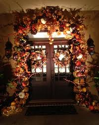 thanksgiving tree decorations fall door decorations wreaths garlands u0026 swags pinterest