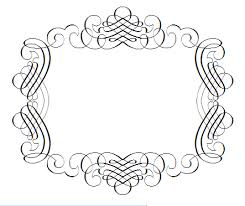 border writing font tattoo frame mirror by calebslabzzzgraham on