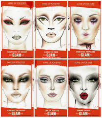 make up for ever mufe inspires with getglammed or getghouled