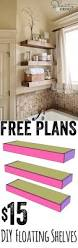best 25 floating shelves diy ideas on pinterest floating