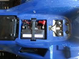 phoenix battery wiring question polaris atv forum