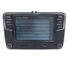 original 6 5 u0026 034 car stereo mib2 rcd510 carplay mirrorlink rvc vw